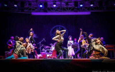 Grande successo per il musical Sweet Dream con parte del corpo di ballo proveniente dalla IlyDance di Monfalcone